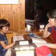 お母さんと勉強